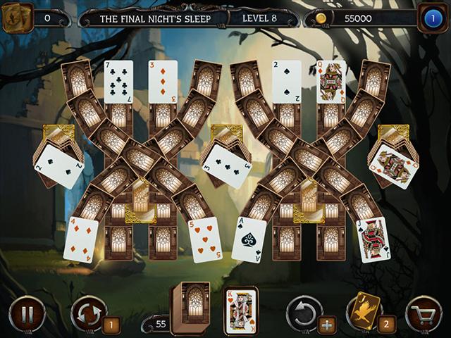 Mystery Solitaire: Cthulhu Mythos - Screenshot