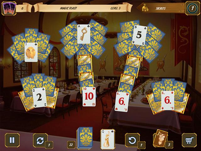 Mystery Solitaire Dreamcatcher - Screenshot