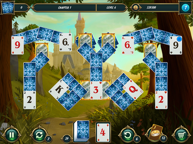 Mystery Solitaire: Grimm's Tales 2 - Screenshot