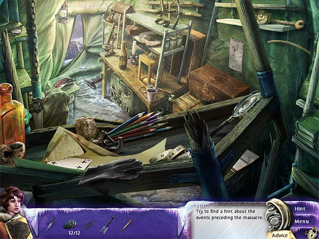 Mystery Stories: Mountains of Madness > iPad, iPhone