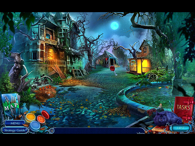 Mystery Tales: Art and Souls - Screenshot 1
