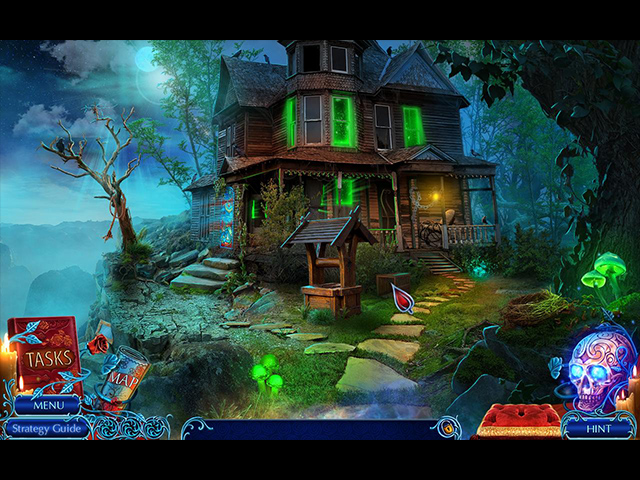 Mystery Tales: Til Death Collector's Edition - Screenshot