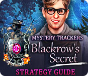 Mystery Trackers: Blackrow's Secret Strategy Guide
