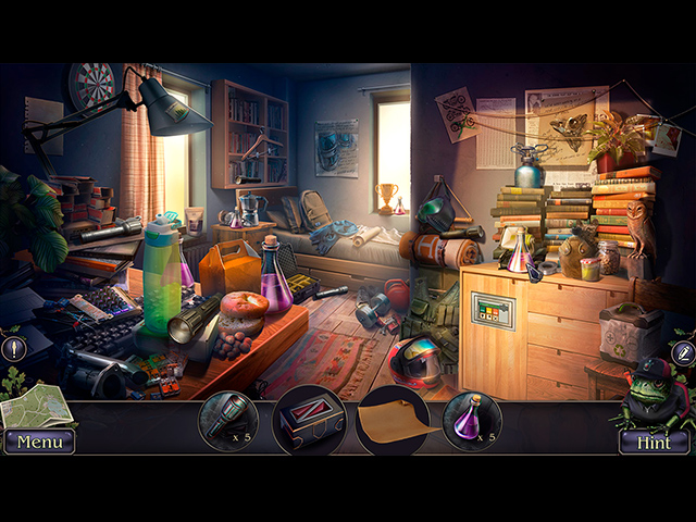 Mystery Trackers: Fatal Lesson Collector's Edition - Screenshot