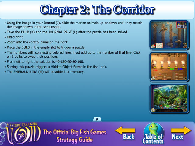 Mystery trackers the void strategy guide ipad iphone for Big fish casino promo codes