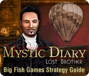 Mystic Diary: Lost Brother Strategy Guide