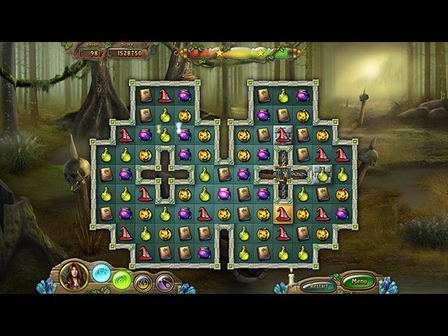 Mystika 4: Dark Omens - Screenshot