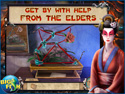 Screenshot for Mythic Wonders: Child of Prophecy Collector's Edition