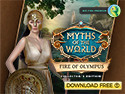 Screenshot for Myths of the World: Fire of Olympus Collector's Edition