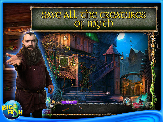 Screenshot for Myths of the World: Of Fiends and Fairies Collector's Edition