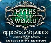 神话的世界的恶魔和仙女集 s版