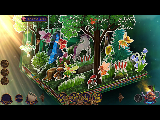 Myth or Reality: Fairy Lands Collector's Edition - Screenshot