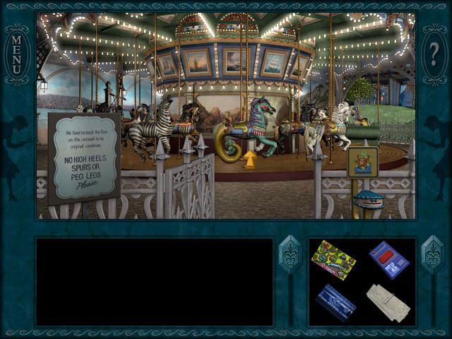 Video for Nancy Drew: The Haunted Carousel