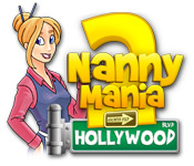 time management games software casual games  Nanny Mania 2: Goes to Hollywood
