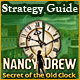 Nancy Drew - Secret Of The Old Clock Strategy Guide