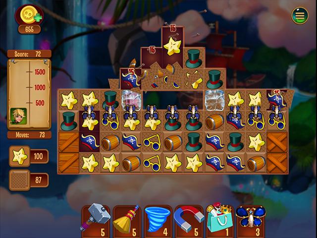 Neverland Treasure - Screenshot