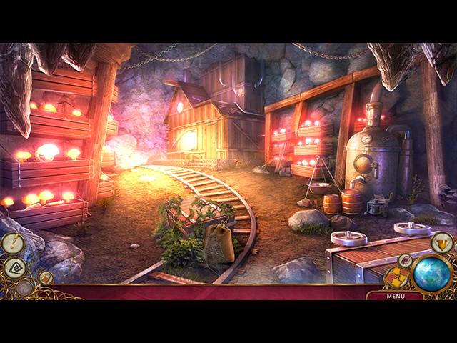 Nevertales: Hearthbridge Cabinet - Screenshot