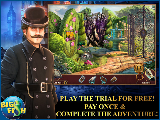 Screenshot for Nevertales: Hidden Doorway Collector's Edition