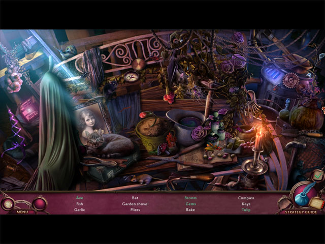 Video for Nevertales: Shattered Image Collector's Edition