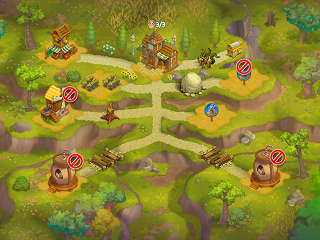 New Lands 2 Collector's Edition - Screenshot