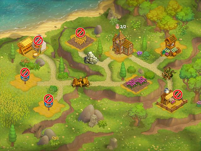 New Lands - Screenshot
