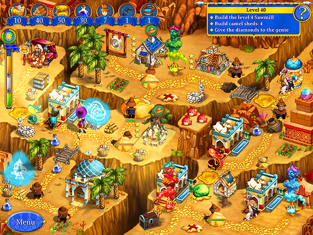 New Yankee: Under the Genie's Thumb Collector's Edition - Screenshot