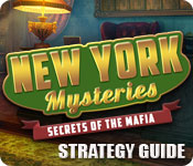 New York Mysteries: Secrets of the Mafia Strategy Guide