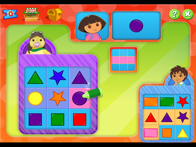 Nick Jr. Bingo > iPad, iPhone, Android, Mac & PC Game | Big Fish