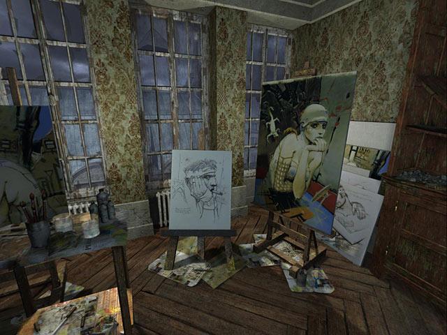 Video for Nikopol: Secrets of the Immortals