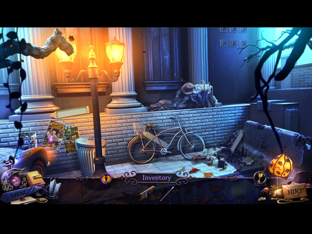 Noir Chronicles: City of Crime - Screenshot 1