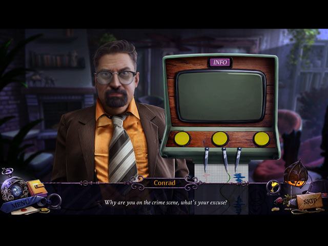 Noir Chronicles: City of Crime - Screenshot 3