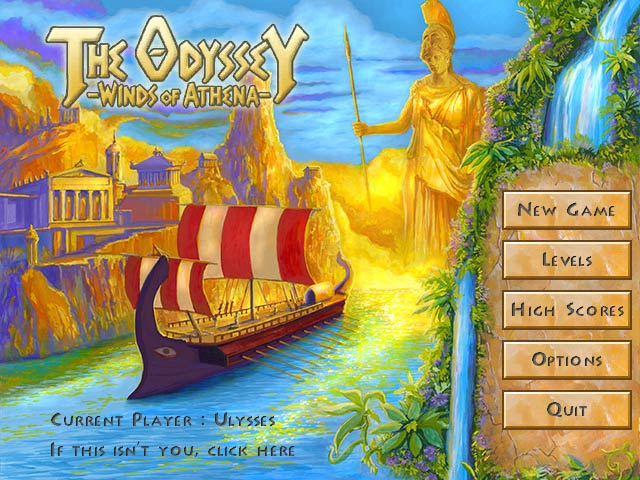 The Odyssey Winds Of Athena Gt Ipad Iphone Android Mac