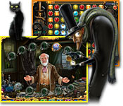 software match 3 casual games  Old Clockmakers Riddle