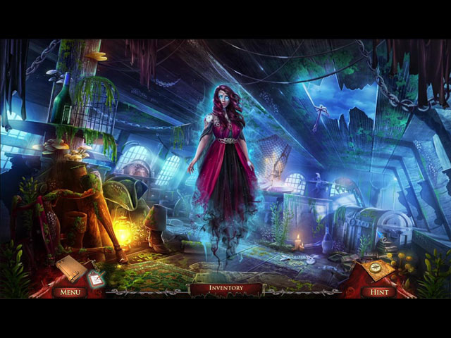 Ominous Tales: The Forsaken Isle Screen1