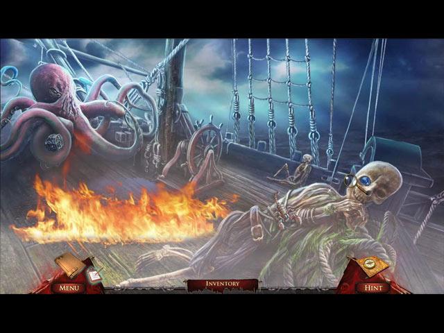 Ominous Tales: The Forsaken Isle Screen2
