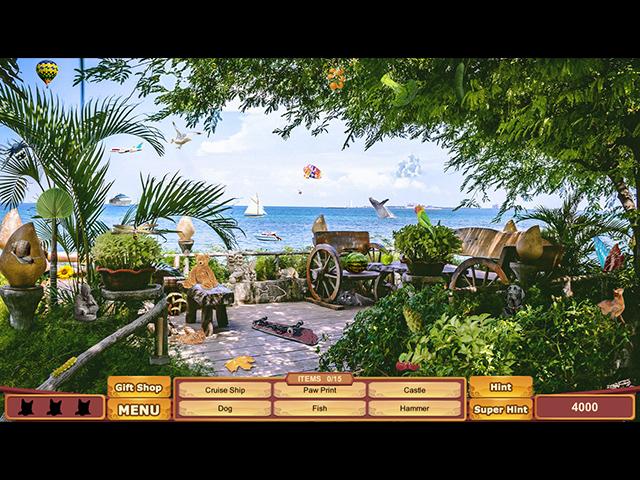 Our Beautiful Earth - Screenshot
