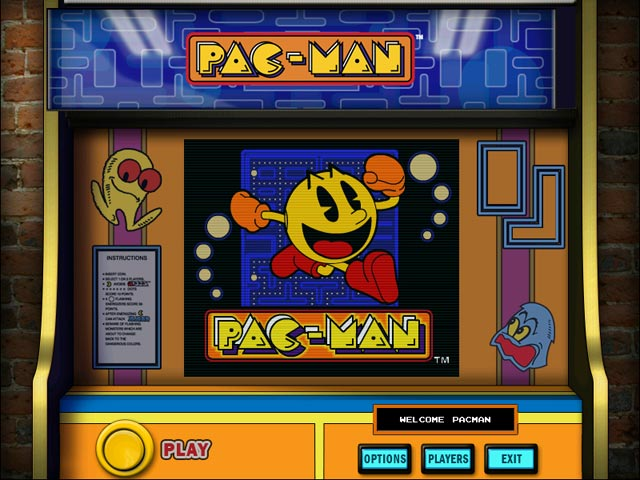 Video for Pac-Man