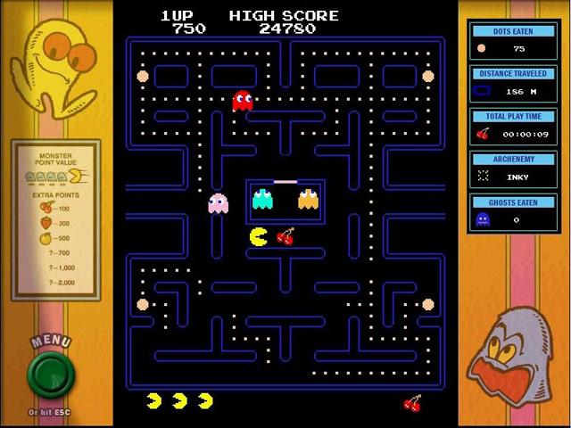 Pac Man Game