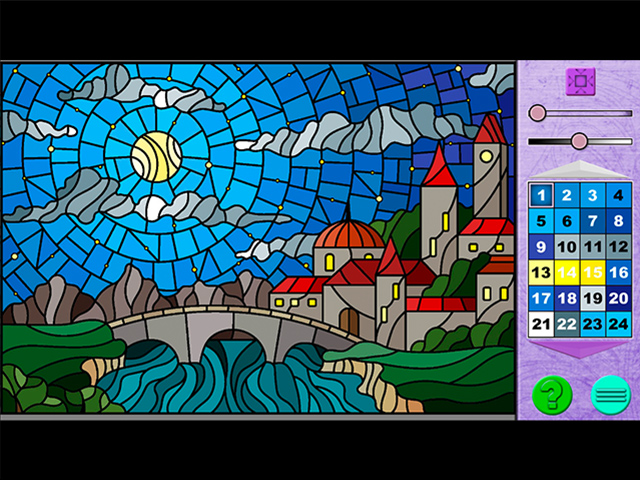 Paint By Numbers 10 - Screenshot