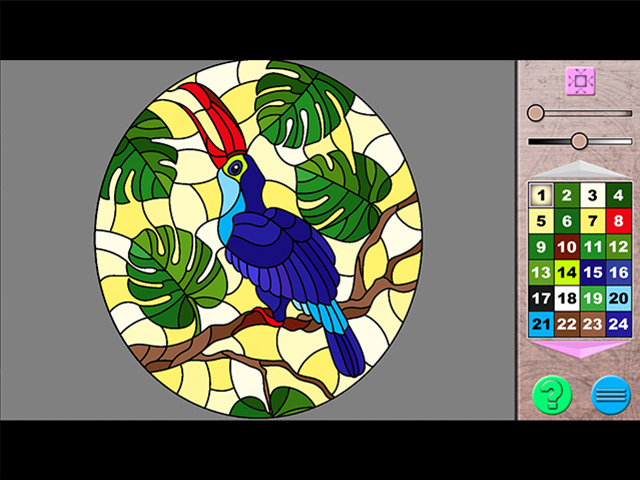 Paint By Numbers 11 - Screenshot