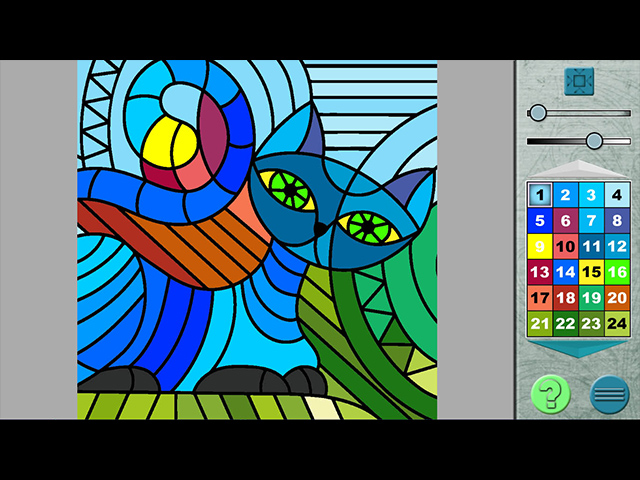 Paint By Numbers 2 - Screenshot