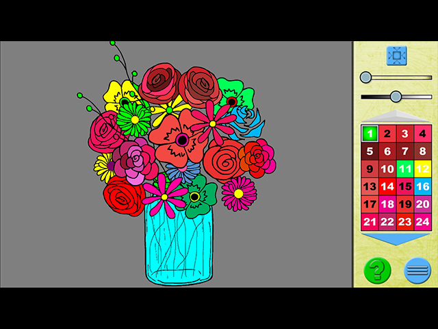 Paint By Numbers 7 - Screenshot