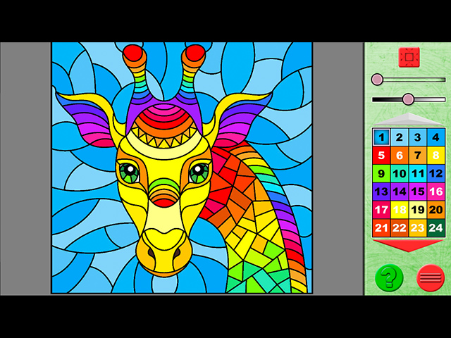 Paint By Numbers 9 - Screenshot