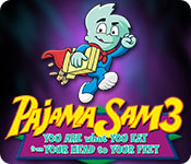 Pajama Sam 3: You Are What You Eat From Your Head to Your Feet