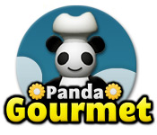 software match 3 casual games  Panda Gourmet