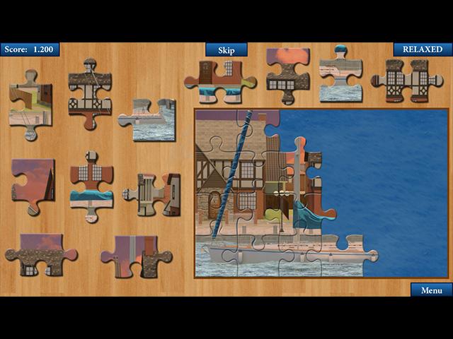 Paradise Retreat - Screenshot