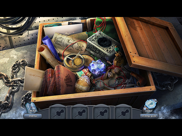 Paranormal Files: Enjoy the Shopping - Screenshot 2