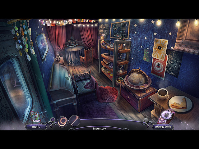 Paranormal Files: The Trap of Truth Collector's Edition - Screenshot