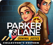 Parker & Lane: Criminal Justice Collector's Edition > iPad, iPhone
