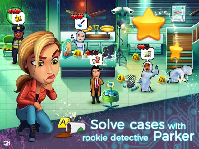 Parker & Lane Criminal Justice Collector's Edition screen1